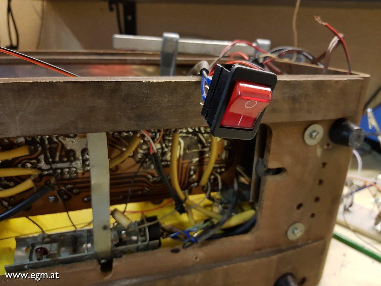 Hornyphon-Vintageradio für den #34C3 | Michalek