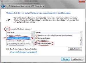 USB-Verbundgerät